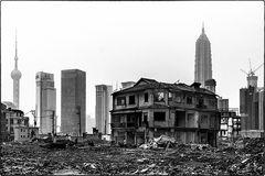 Shanghai im Wandel der Zeit