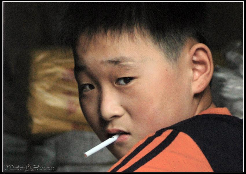 Shanghai inside - Kids @ Street