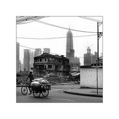 Shanghai Kontraste, oder ...