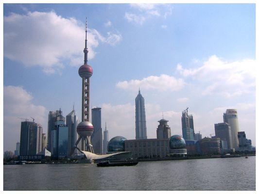 Shanghai: Pudong