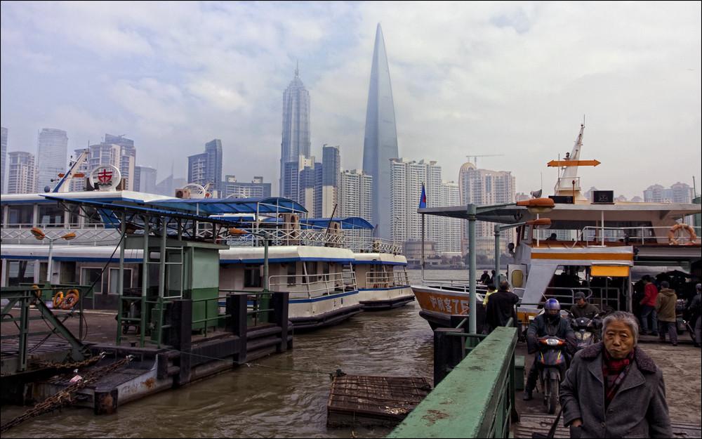 Shanghai Riverview II