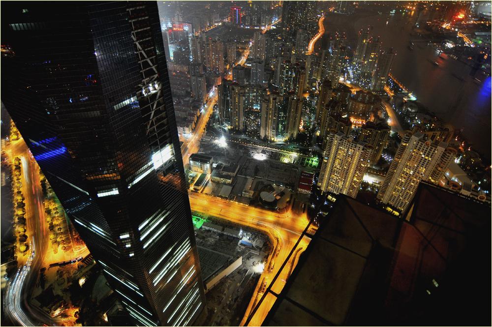 Shanghai Rush Hour I