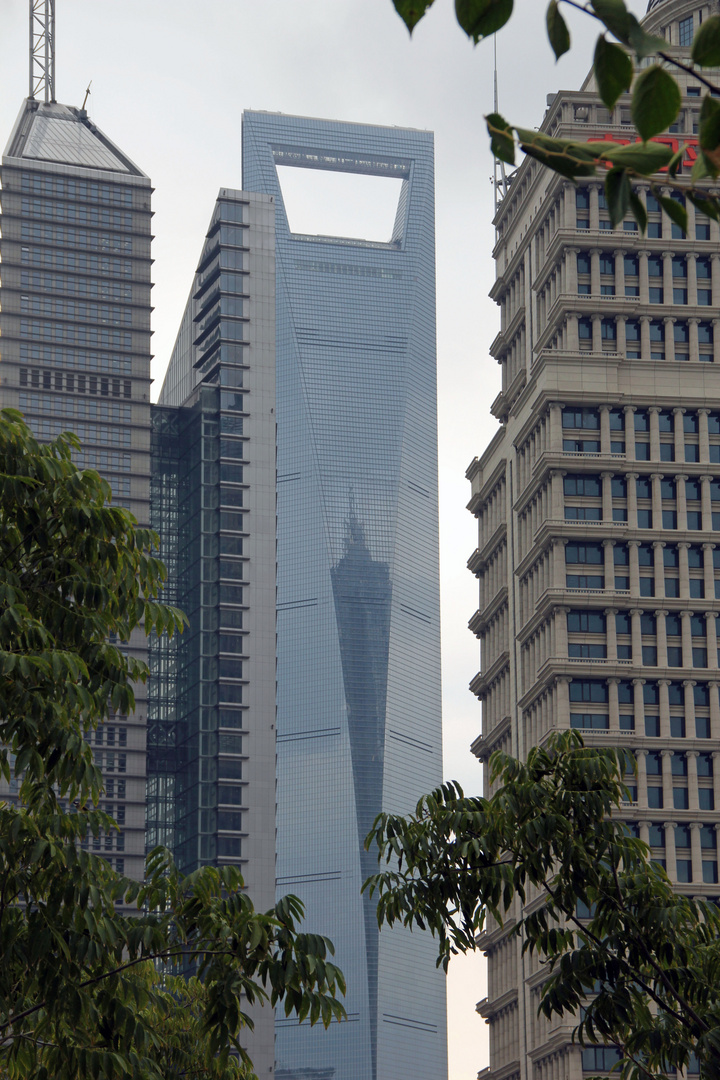 Shanghai - World Finance Center