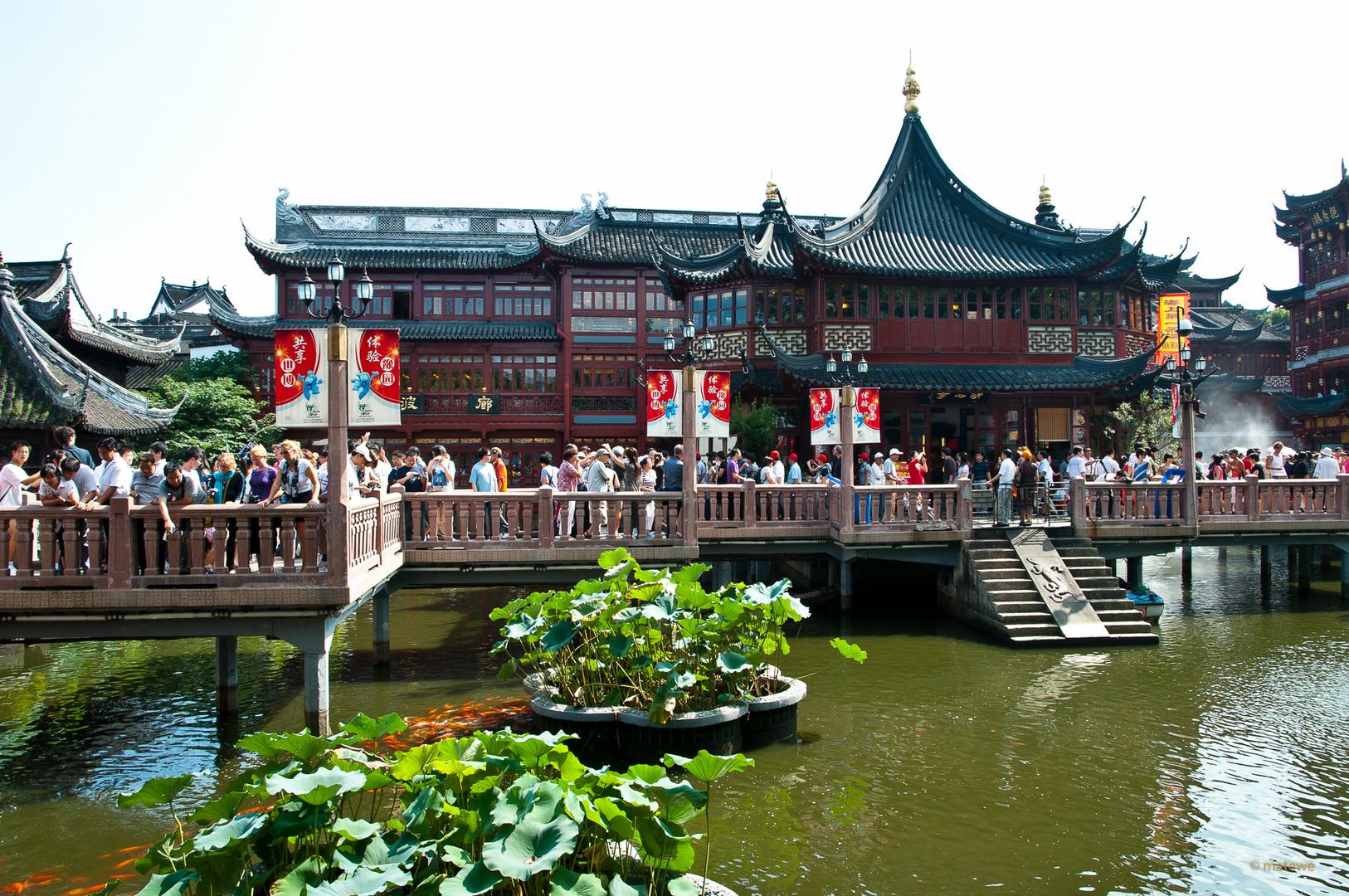 Shanghai - Yu Garten