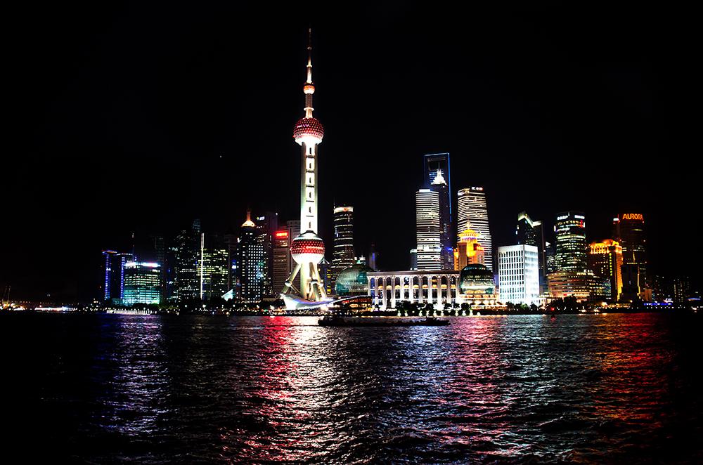 Shanghai@Night