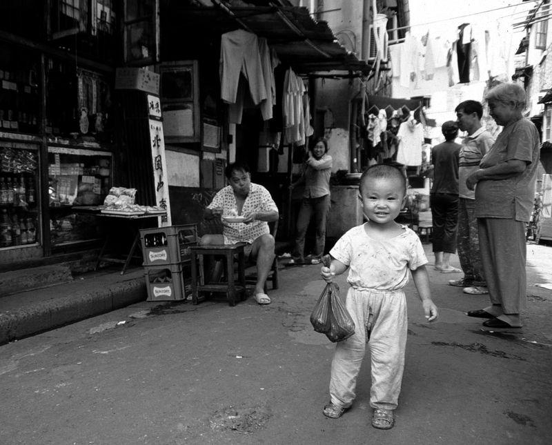Shanghais Gassen
