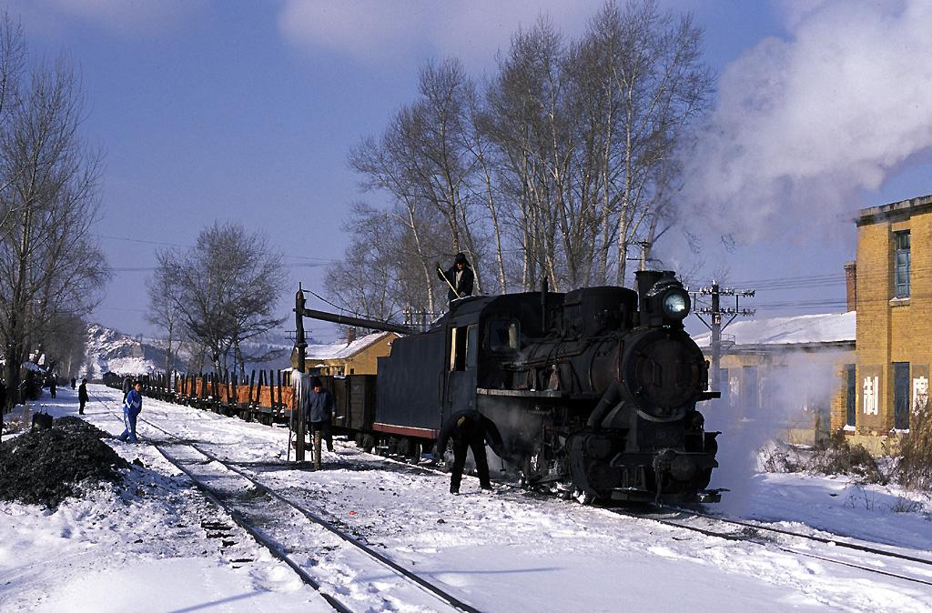 Shanhetun Forest Railway
