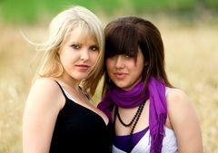 Shari und Marlina