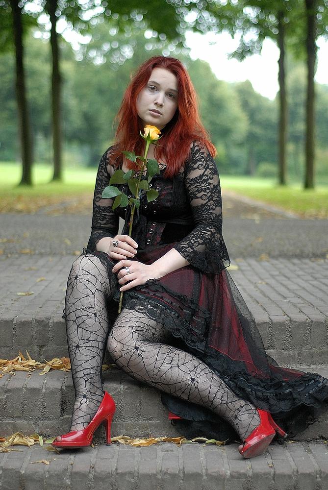 She # 1134 ( Begegnung im Park )