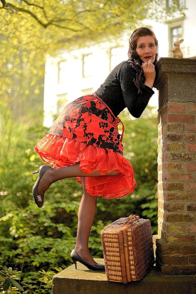 She # 1158 ( Zum Osterfest )