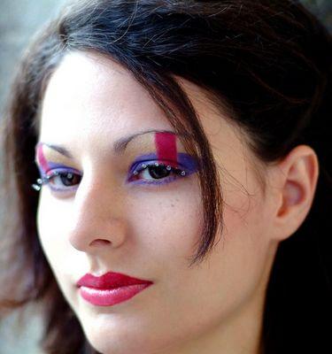 Sheena's neues Make Up 3
