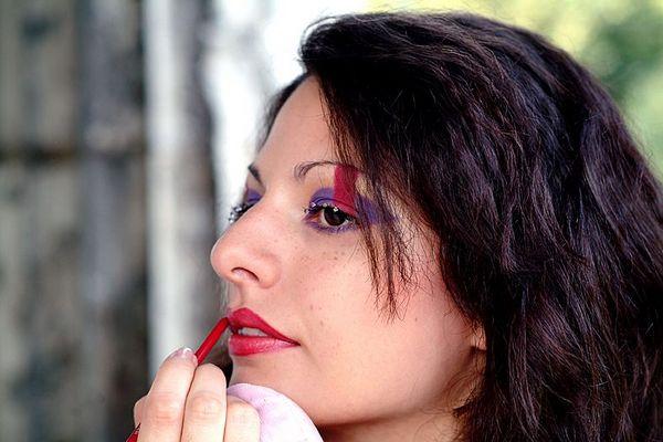 Sheena's neues Make Up 4