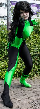"""""""Shego"""" Cosplay aus Kim Possible"""