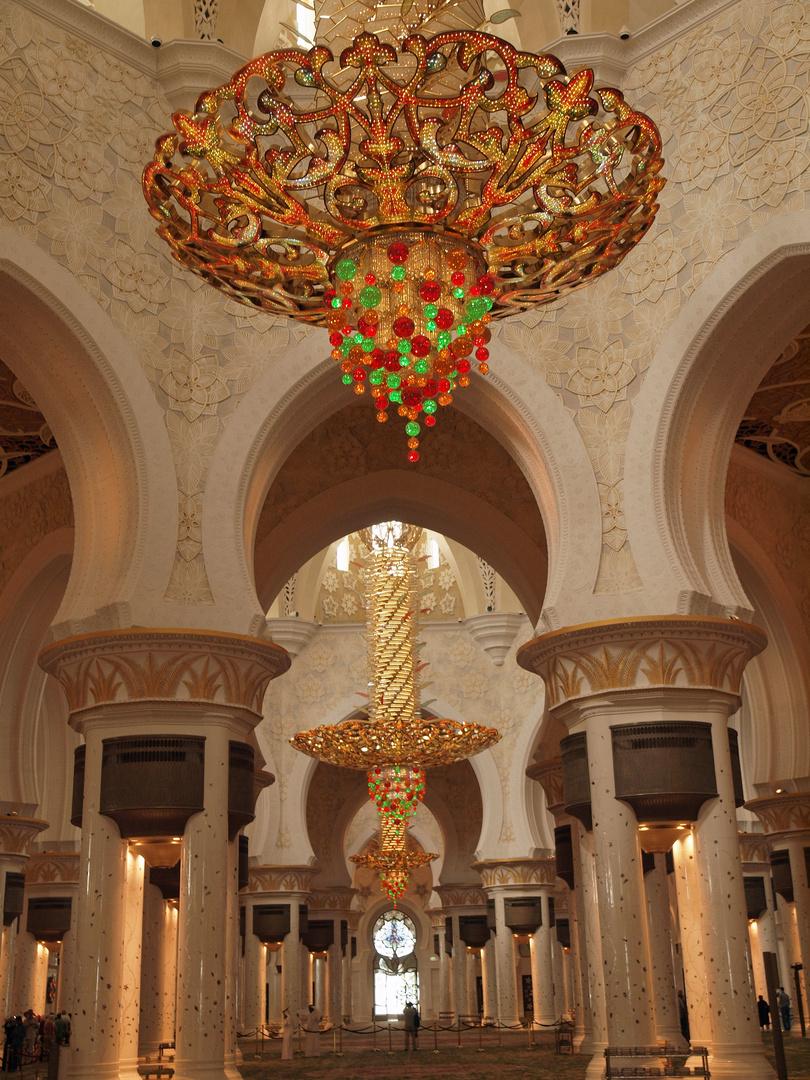 Sheik-Zayed-Moschee - 11