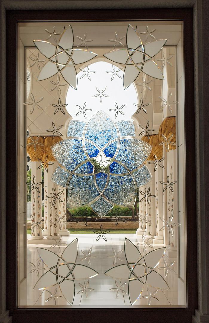 Sheik-Zayed-Moschee - 12