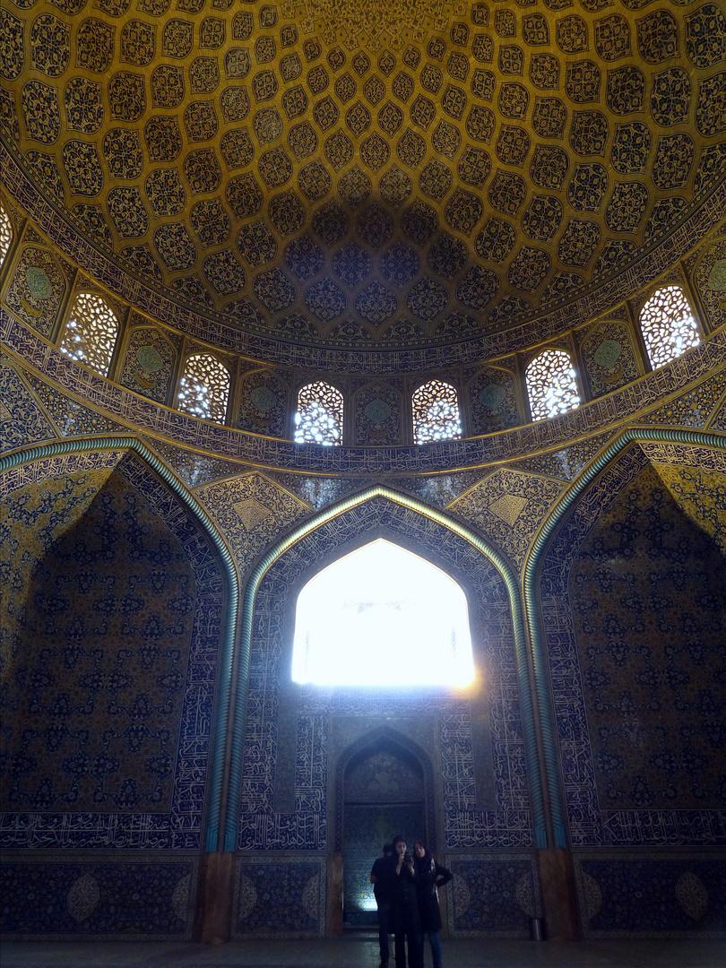 Sheikh-Lotfallah-Moschee.