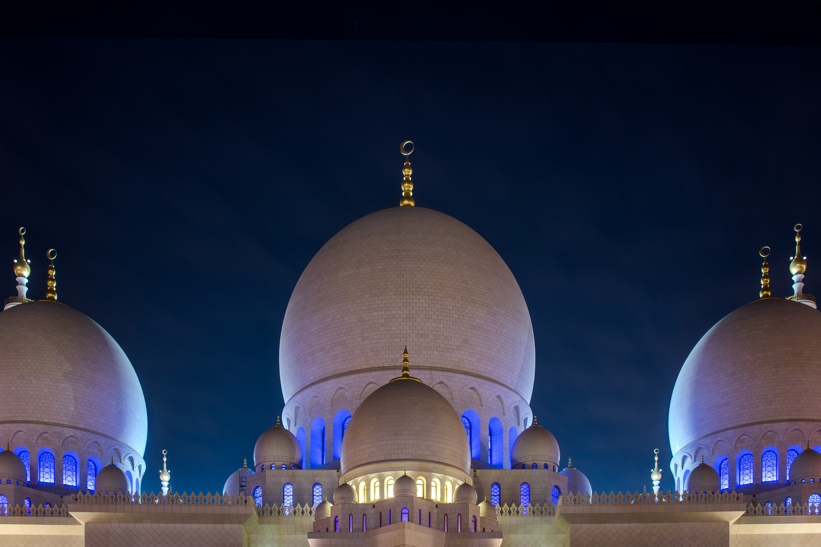 Sheikh Zayed Grand Mosque - 1 -