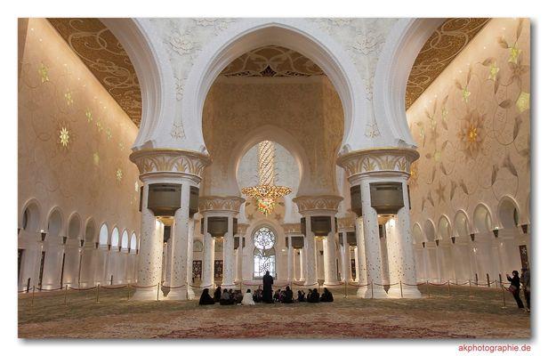 Sheikh Zayed Grand Mosque -2-3
