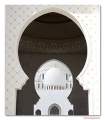 Sheikh Zayed Grand Mosque -2-