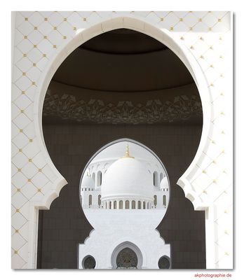 Sheikh Zayed Grand Mosque -2-