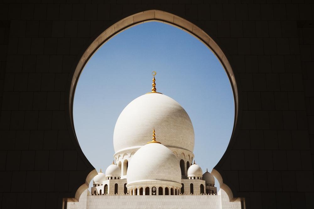 Sheikh Zayed Moschee (Abu Dhabi)