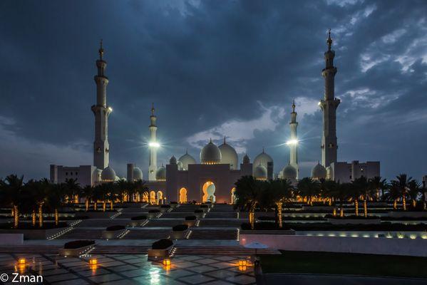 sheikh Zayed Mosque 10