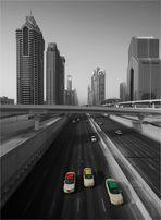 Sheikh Zayed Road...