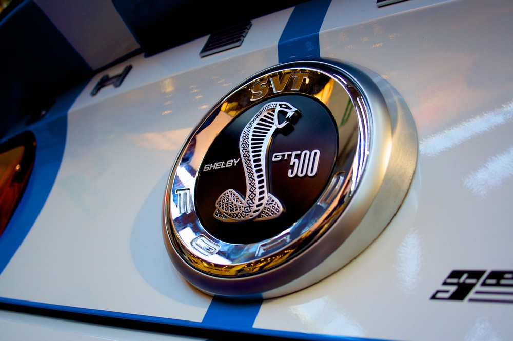 Shelby GT500 Logo