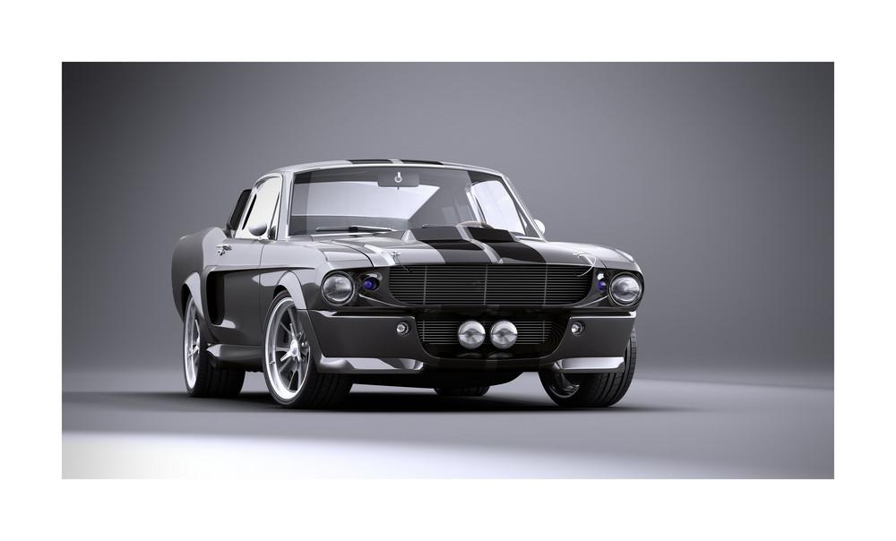 Shelby Mustang GT500 Studio