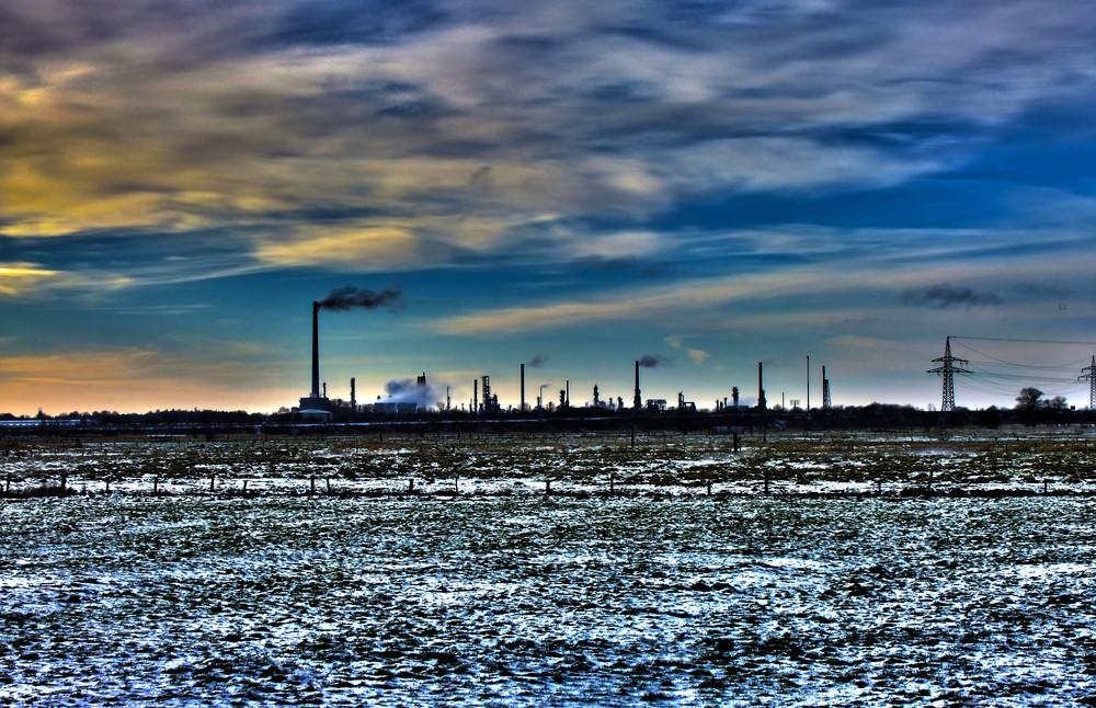 Shell Raffinerie Hemmingstedt