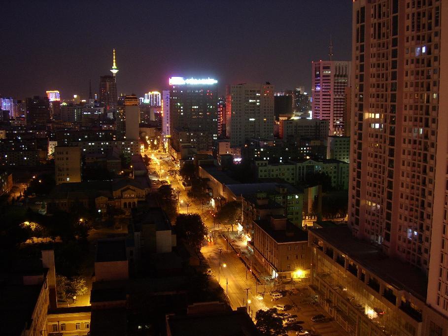 Shenyang by Night