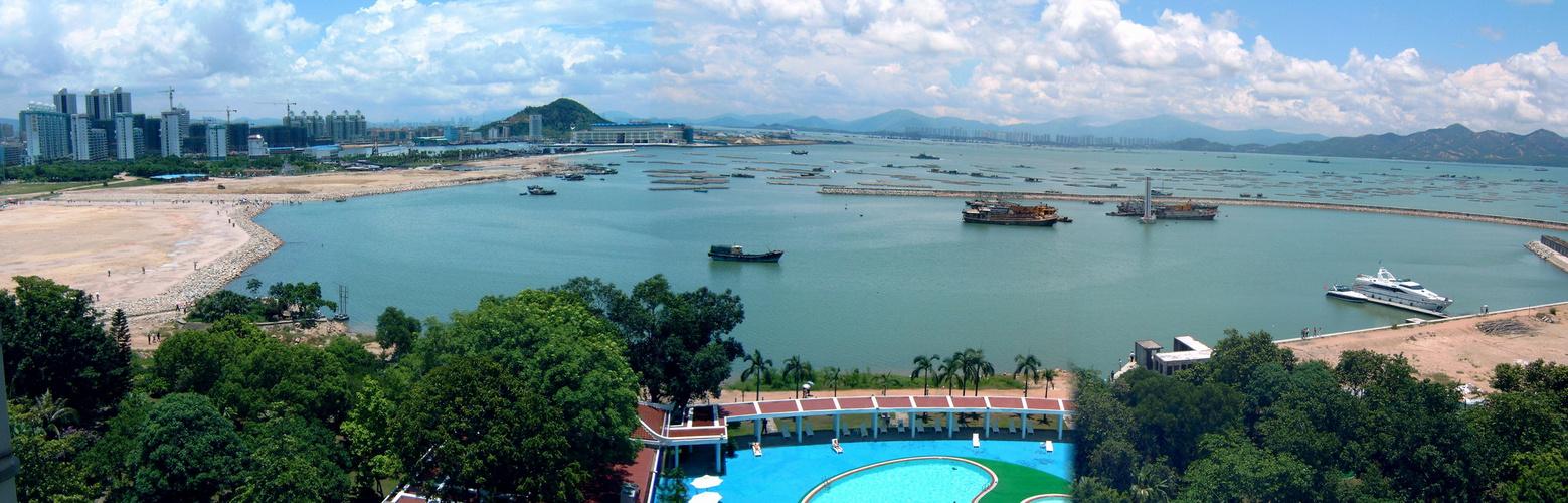 Shenzhen Westseite