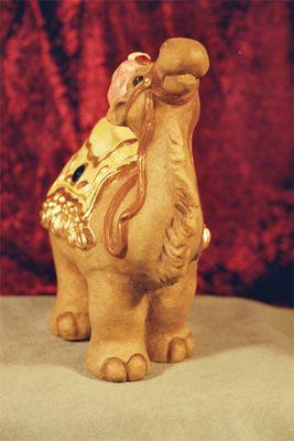 Sherazade - das Lieblingskamel des Sultans