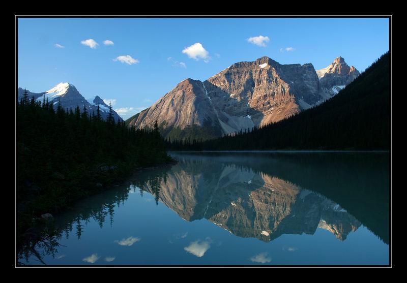 Sherbrooke Lake, Yoho N. P.