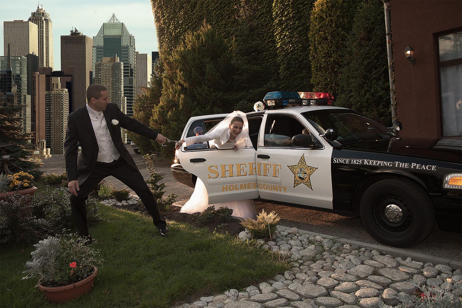 SHERIFF Hochzeit