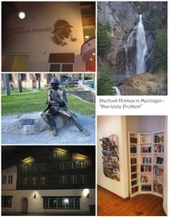 Sherlock Holmes in Meiringen