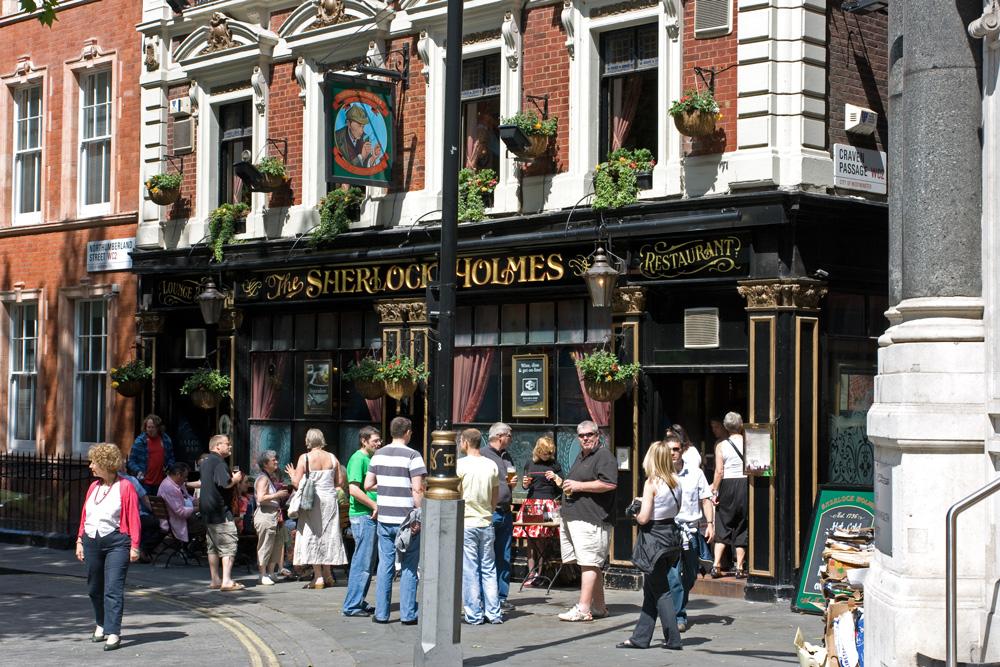 Sherlock Holmes - Pub and Restaurant