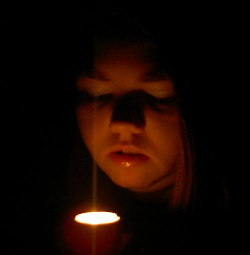 ...she's got that light...