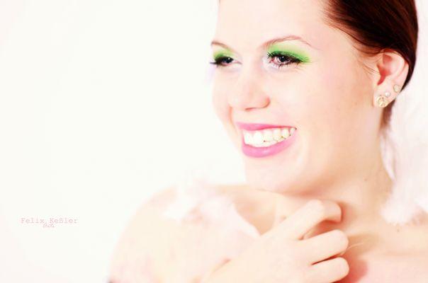 Shine bright like a diamond - Erstes Beautyshooting