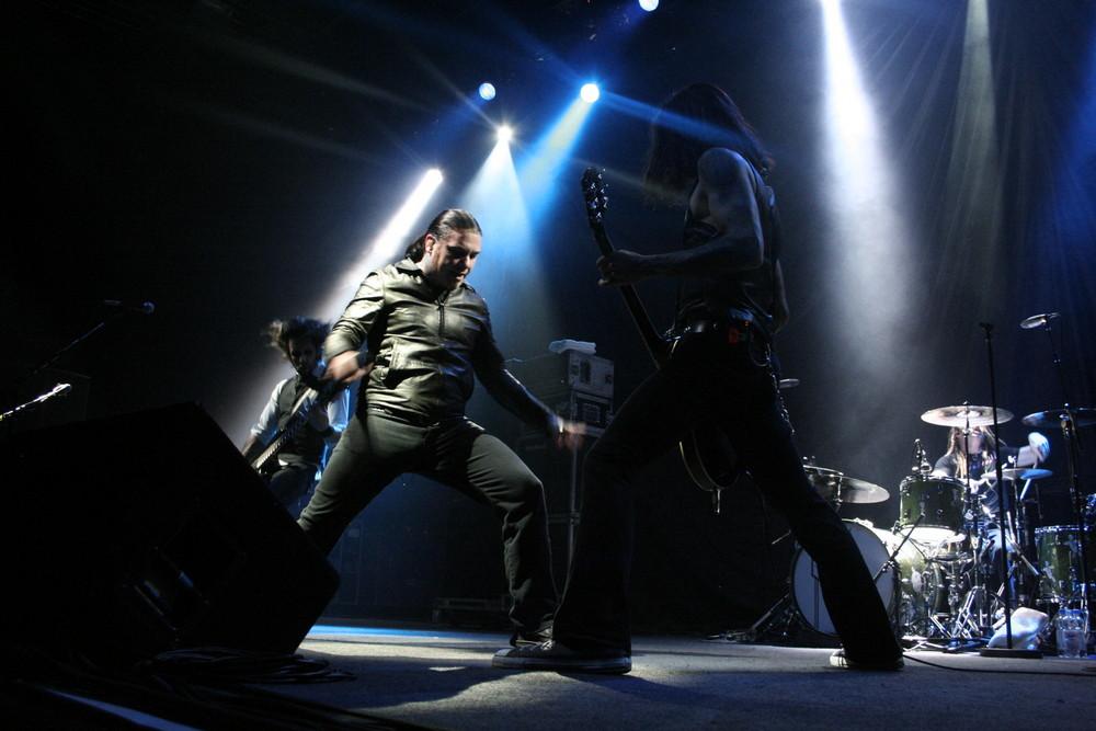 Shinedown - live in Düsseldorf