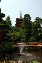 Shinto Temple II (Tama-shi)