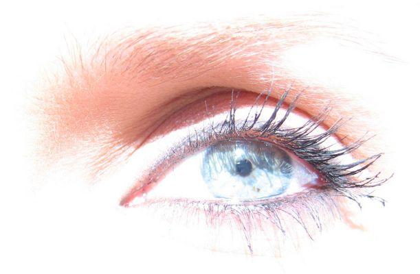 shiny eye