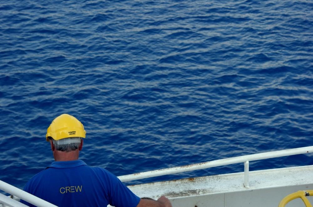 Ship Crew Man