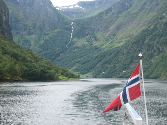 shiping in Norway