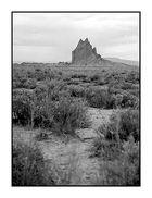 Shiprock - Der heilige Berg der Navajo