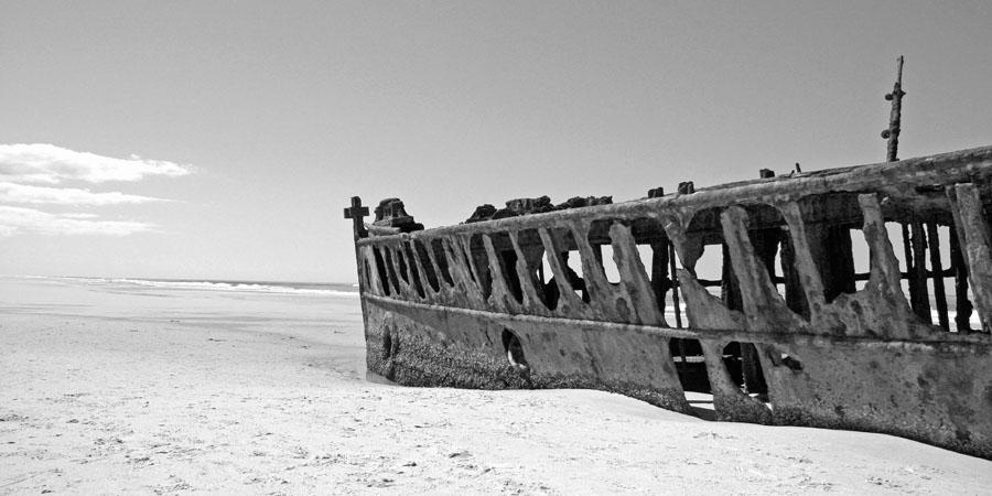 shipwrecked ll