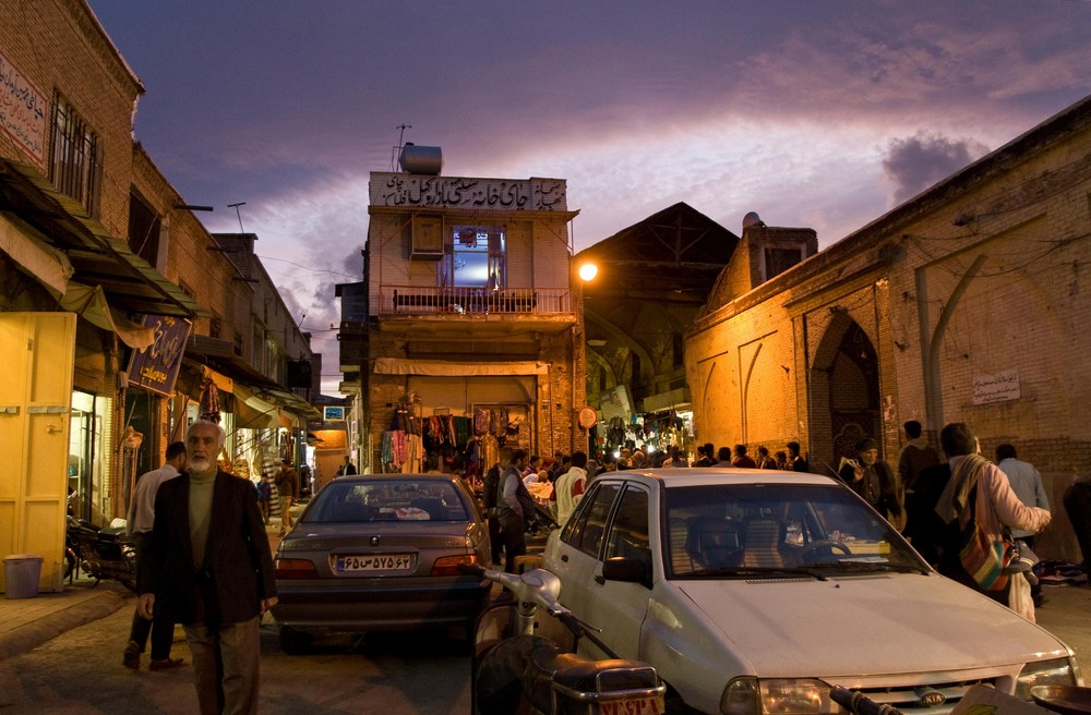 Shiraz - Bazare Vakil - Chaee Khaneyeh vakil