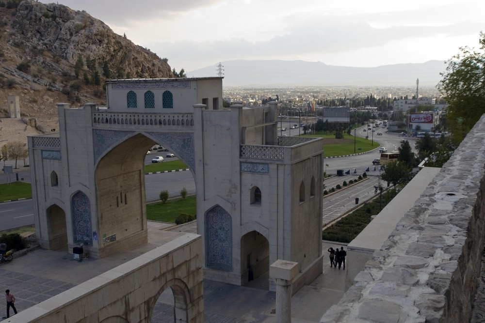 Shiraz - Darvazeh Ghoraan