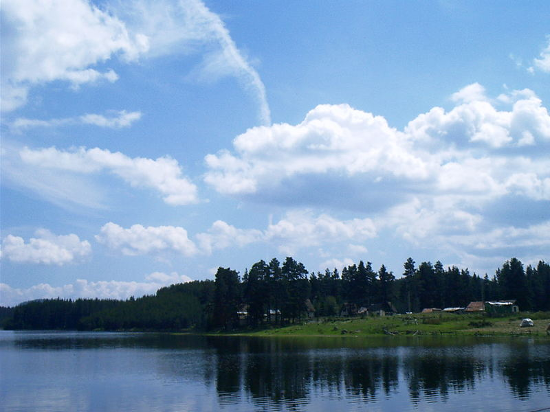 Shiroka Lakah Lake