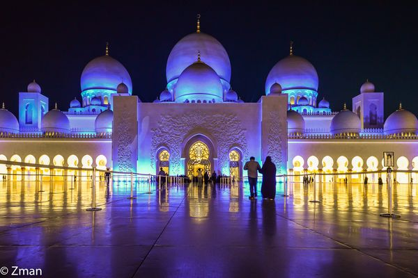 Shk. Zayed Mosque 05